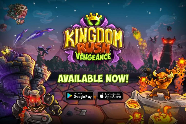 Kingdom Rush Vengeance is out now on App Store and Google Play