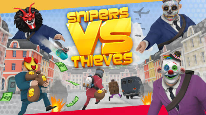 Snipers vs Thieves Celebrates 25 Million Players with Its Biggest Update Ever