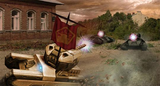 Can you Capture the Flag in Tanki Online?