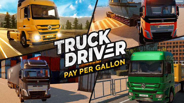 "SOEDESCO proudly announces: ""Truck Driver - Pay per Gallon"""