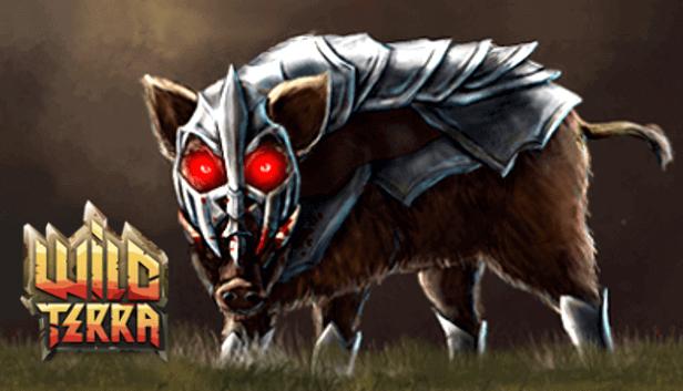 Wild Terra Online Armored Boar Mount Giveaway