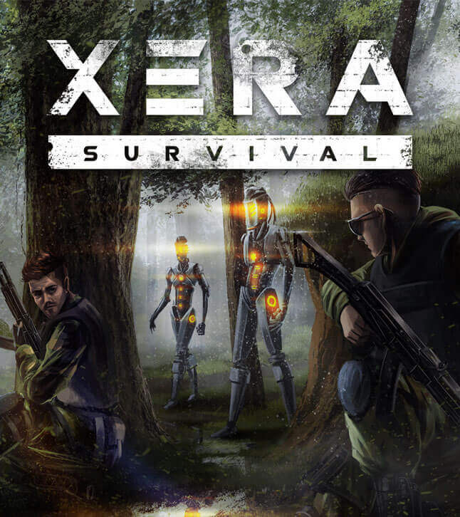 Multiplayer action-focused looter-shooter  XERA: Survival out now on Steam Early Access