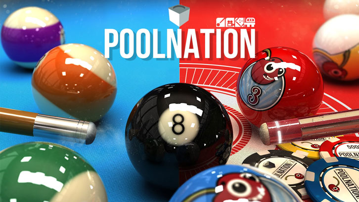 Pool Nation, the Ultimate Pool Simulator for PlayStation 4, has launched on PSN