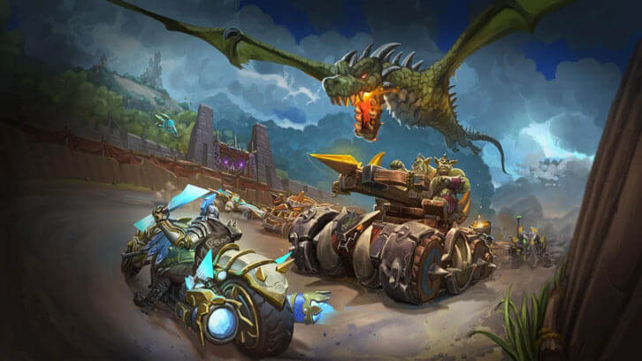 Heavy Metal Machines gets Medieval with the new Metal Pass Season