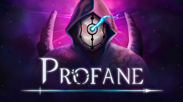 Award-Winning Twin-Stick Shooter, Profane, Coming Soon to Steam