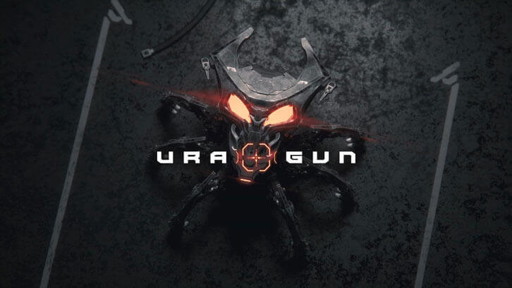 Upcoming Top-Down Shooter Uragun Showcased in Latest Trailer