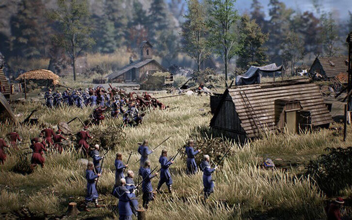Mod Support Comes to Historical RTS Ancestors Legacy on Steam