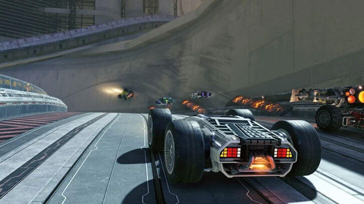 GRIP: Combat Racing Goes Back in Time with Iconic DELOREAN 2650 DLC!