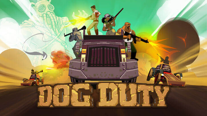 Take the octo-army by storm in 'Dog Duty' on Nintendo Switch, PlayStation4, Xbox One, and Steam