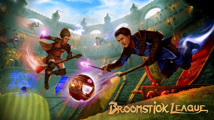 Broomstick League Hosts Free Weekend on Steam