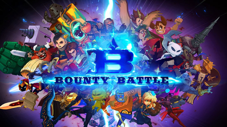 Bounty Battle, the Ultimate Indie Brawler Comes to Switch, PS4, Xbox One, and PC this Summer