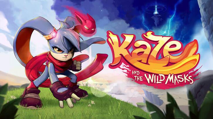 Nostalgic 'Kaze and the Wild Masks' free Closed Beta starts on Steam today