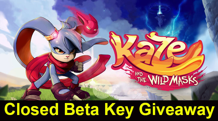 Kaze and the Wild Masks Closed Beta Key Giveaway