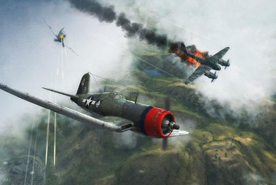 Battle for Dominance in the Sky with World of Warplanes