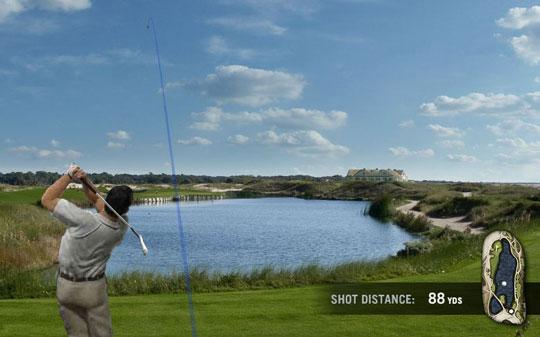 Drive for Success in World Golf Tour