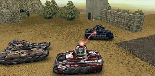 Get Up Close in Tanki Online