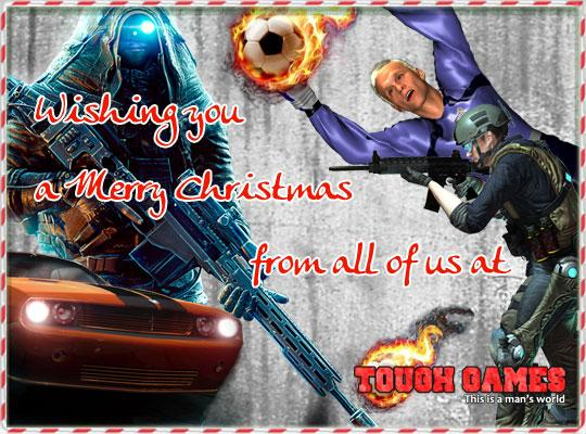 Merry Christmas and a Happy New Year from GamesTough