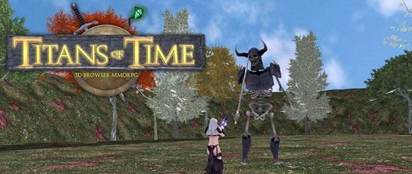 Titans of Time - Experience the taste of nostalgia in this brand new and yet old-school, 3D MMORPG, Titans of Time!