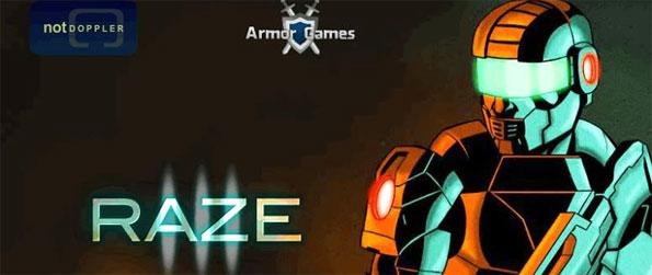 Raze - Suit up and fight the aliens coming your way in Raze.
