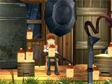 Big Buck Hunter fun minigame