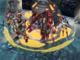 Mercenary team in Kill Strain
