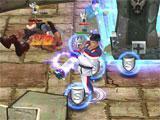 Zone4 gameplay