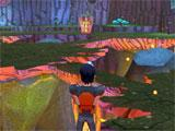 Slugterra: Dark Waters intense duel