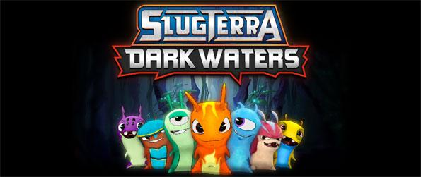 Slugterra: Dark Waters - Enjoy this innovative game that takes place in the sci-fi universe of the hugely popular animated TV series.