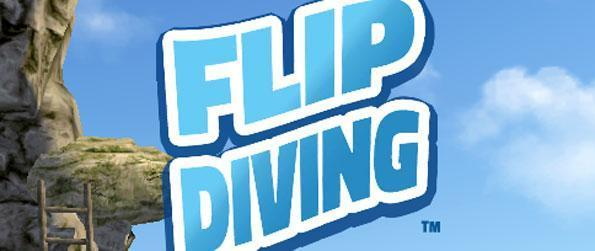 Flip Diving - Show off your diving skills in this surprisingly fun-filled sports game, Flip Diving!