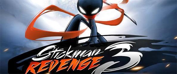 Stickman Revenge 3 - Test the ultimate skills of a ninja in this amazing endless runner game Stickman Revenge 3.