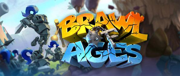 Brawl of Ages - Deploy your troops onto the battlefield and strive to destroy your opponents' towers and Throne in Battle of Ages!