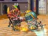 Tiny Gladiators: Game Play