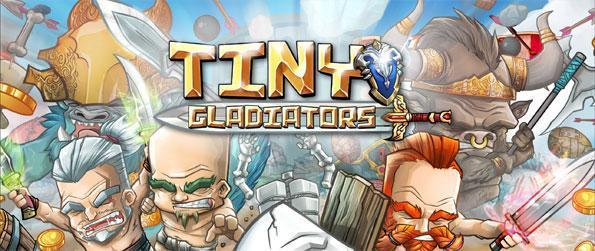 Tiny Gladiators - Become the greatest gladiator alive by defeating your enemies in Tiny Gladiators.