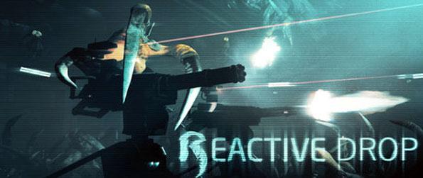 Alien Swarm: Reactive Drop - Lead your team against a swarm of aliens coming your way in Alien Swarm Reactive Drop.