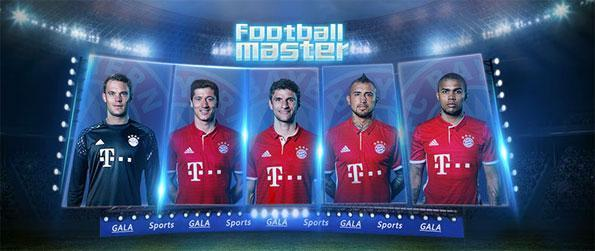 Football Master - Build your dream football club from scratch.