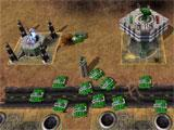 Warzone2100: Build and defend your base