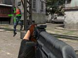 Gameplay in Counter Shooter