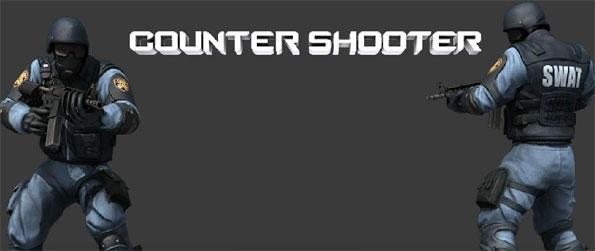 Counter Shooter - An immersive combo of aiming, shooting and staying where you are!