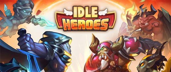 Idle Heroes - Summon an invincible team of heroes to fight the darkness in Idle Heroes.