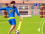 Hitting Targets in SkillTwins Football Game