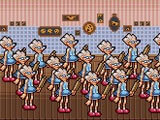 An army of Grandmas in Cookie Clicker