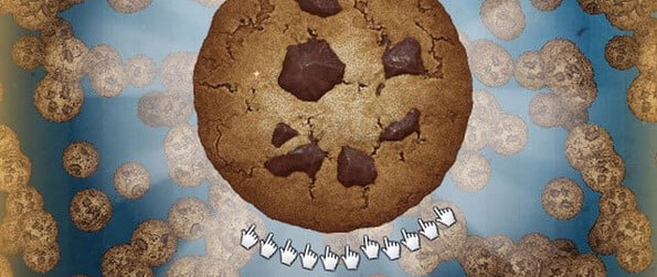 Cookie Clicker - Go ahead, take the first click, click click click click click...
