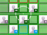 Match tactics in Ultimate Football Manager