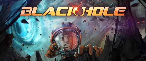 Blackhole - Run and jump your way through a series of challengingly mind-boggling and gravity-defying puzzles in Blackhole!