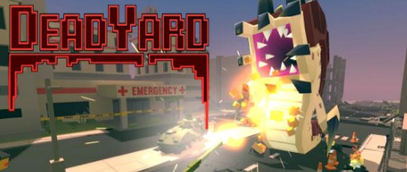 DeadYard - Slaughter as many zombies as you can within the time limit.