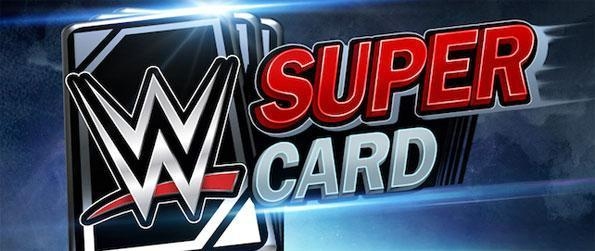 WWE SuperCard - Collect the cards of your favorite superstars in WWE SuperCard.
