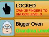 Upgrades in Cookie Clicker: Save The World