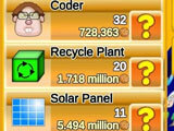 Power-ups in Cookie Clicker: Save the World