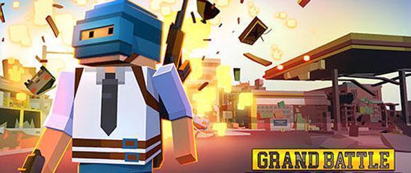 Grand Battle Royale - Battle it out in a massive open world map in Grand Battle Royale.