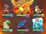 Pokemon Mega: Gameplay